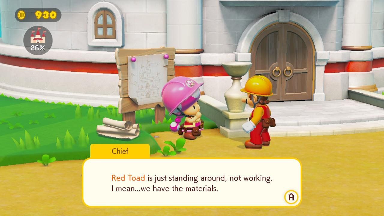Super Mario Maker 2 tarinatilan pohdintoja