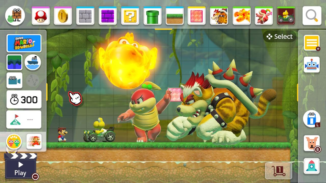 Super Mario Maker 2 huonoa kenttäsuunnittelua 2