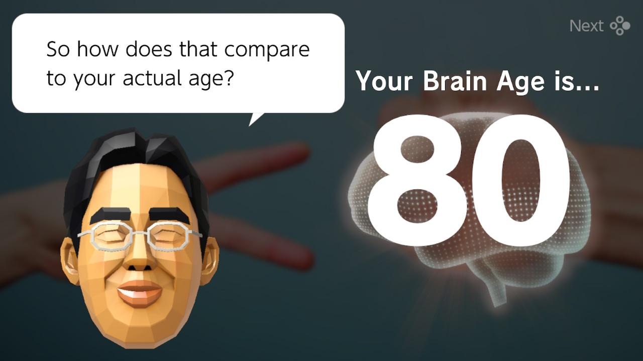 Dr Kawashima's Brain Training for Nintendo Switch Tästä voi vain parantaa