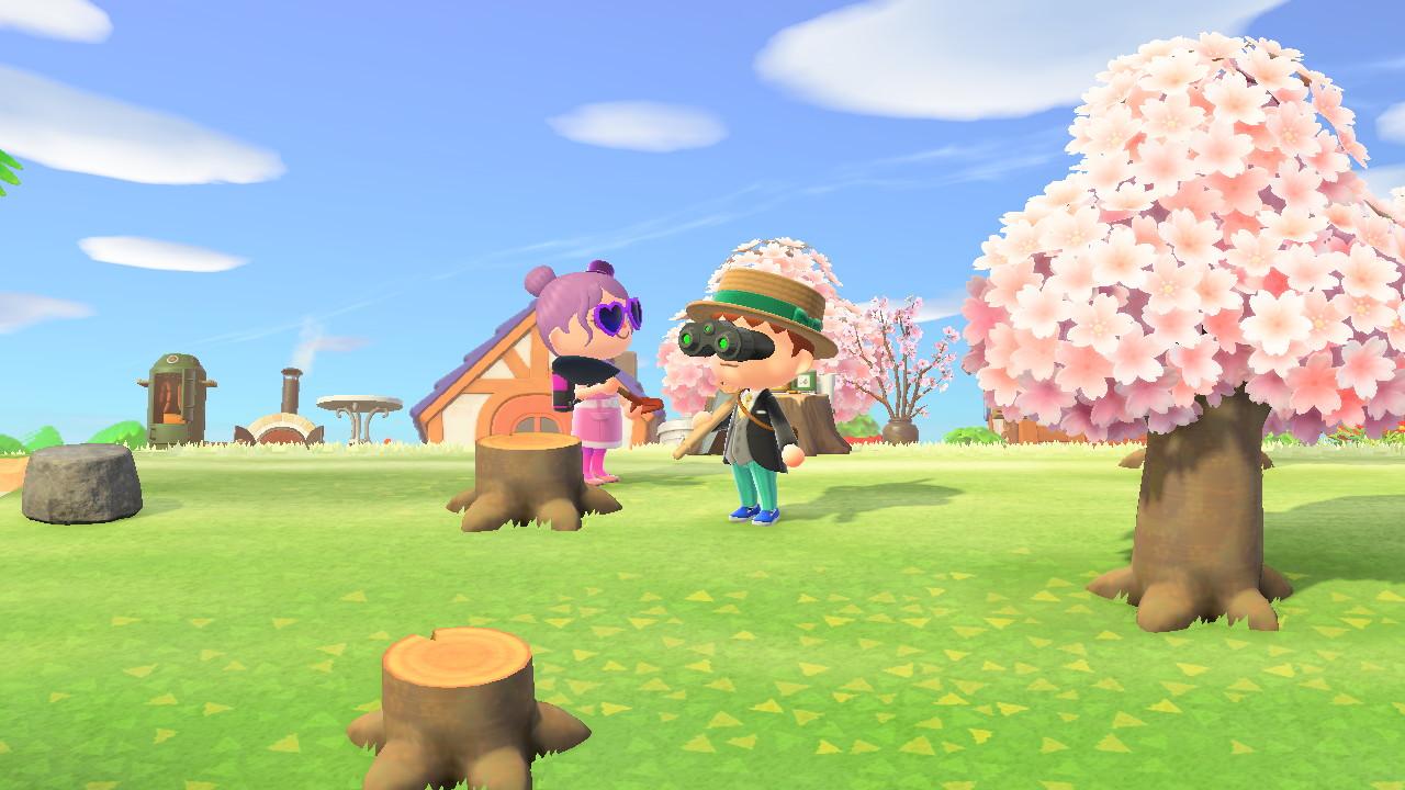 Animal Crossing: New Horizons visiitti Mewnan saarelle