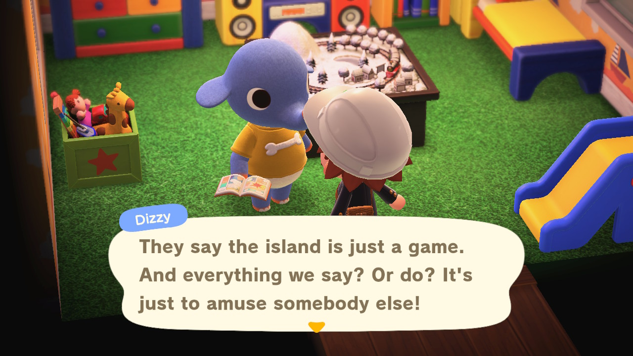 Animal Crossing: New Horizons Raddle totuus paljastui