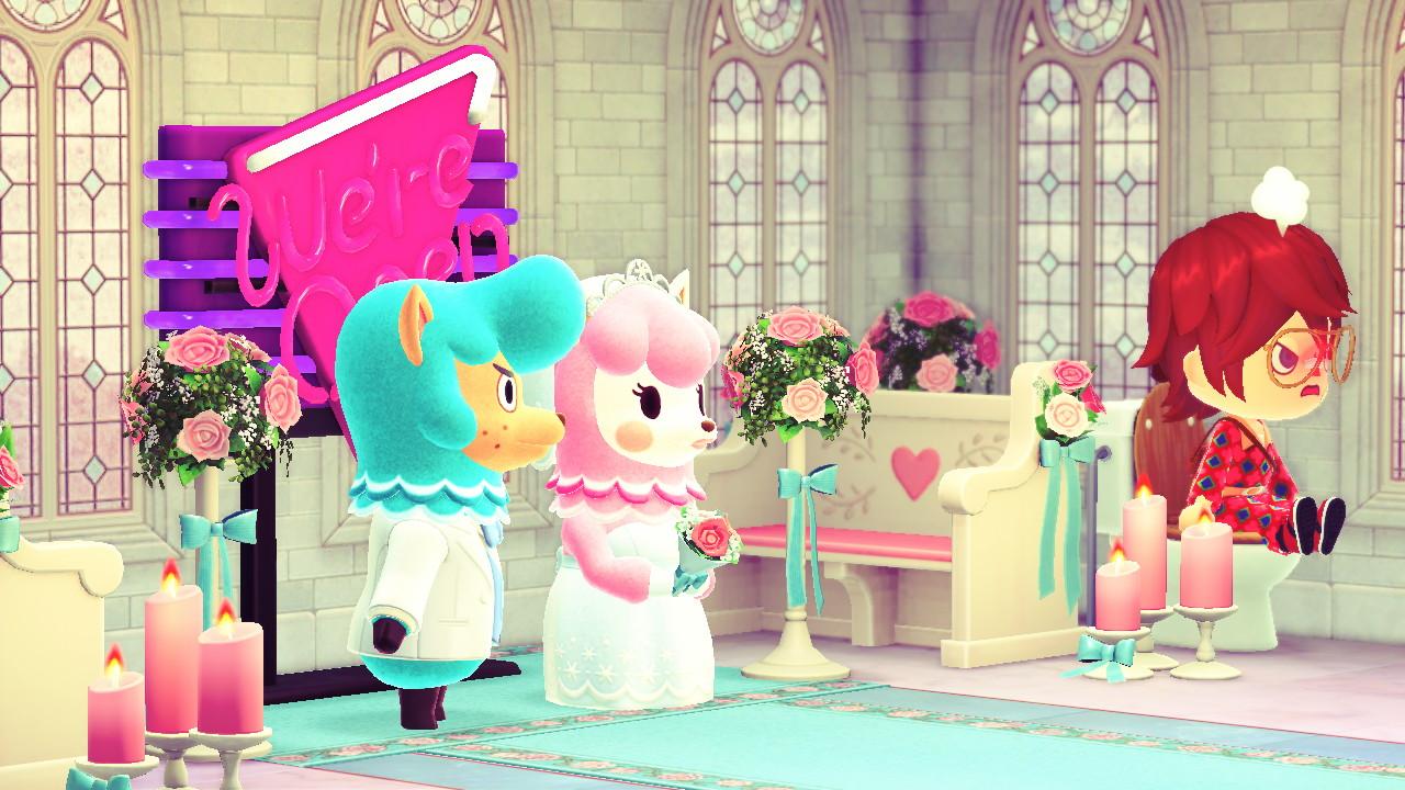 Animal Crossing: New Horizons hääkuva ja pönttöilyä