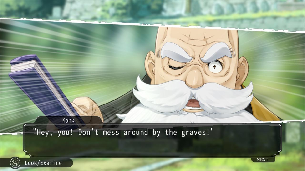 Famicom Detective Club The Missing Heir ei kajota hautoihin