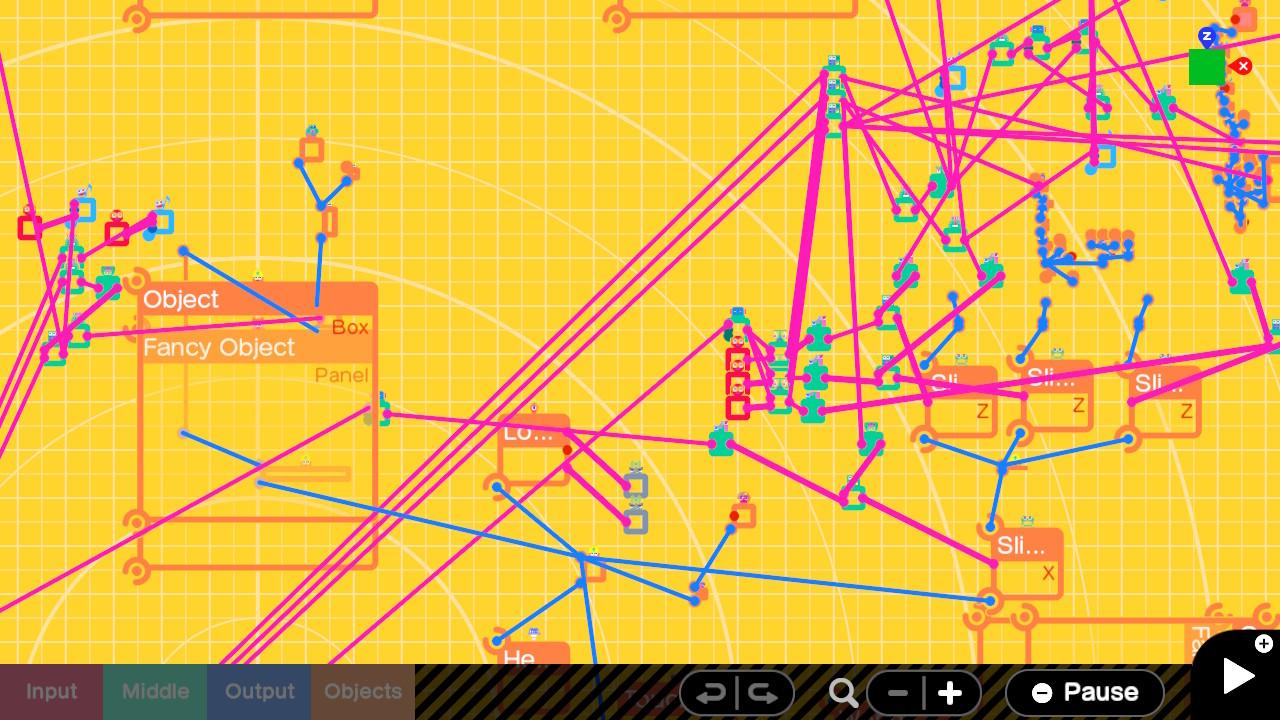 Game Builder Garage monimutkainen peli