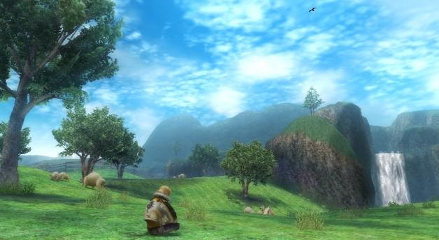 Final Fantasy Crystal Chronicles: The Crystal Bearers aakeata laakeata