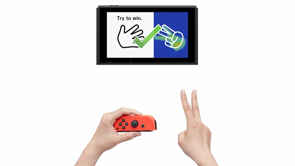 Dr Kawashima's Brain Training for Nintendo Switch IR-kamera