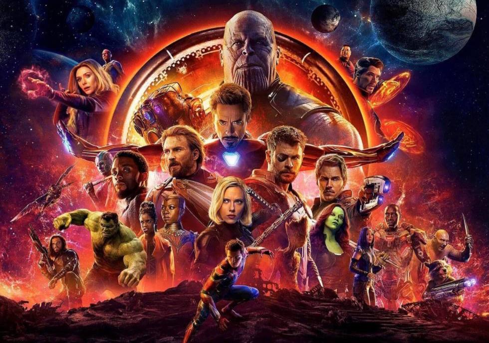 Avengers Infinity War kuva