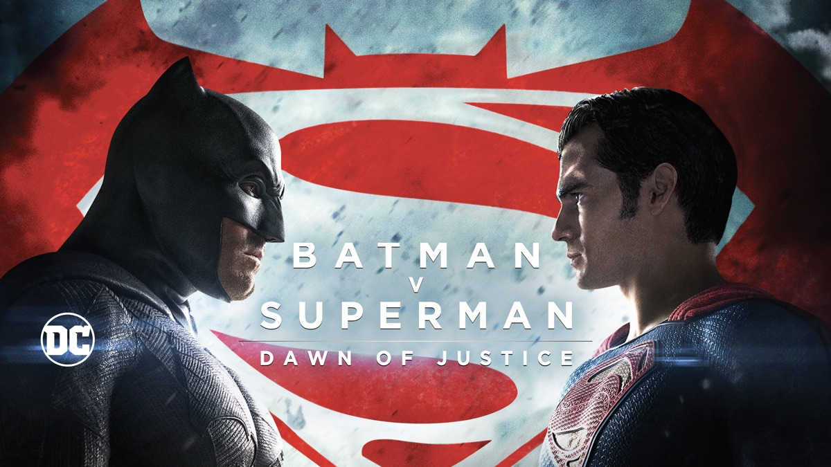 Batman v Superman Dawn of Justice ja tuijotusta