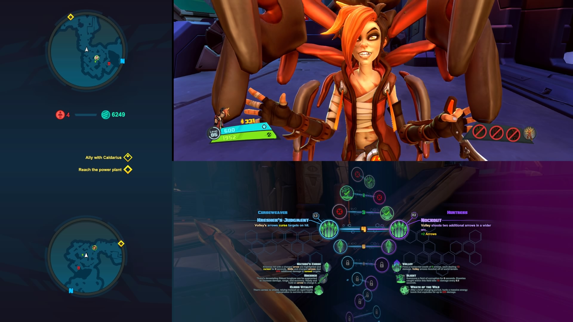 Battleborn splitscreen