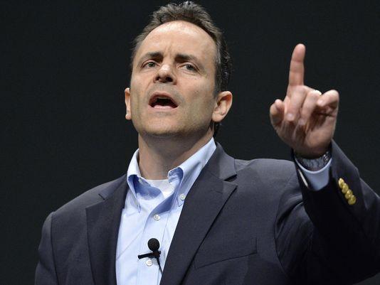 Matt Bevin yhdysvaltalainen republikaani poliitikko