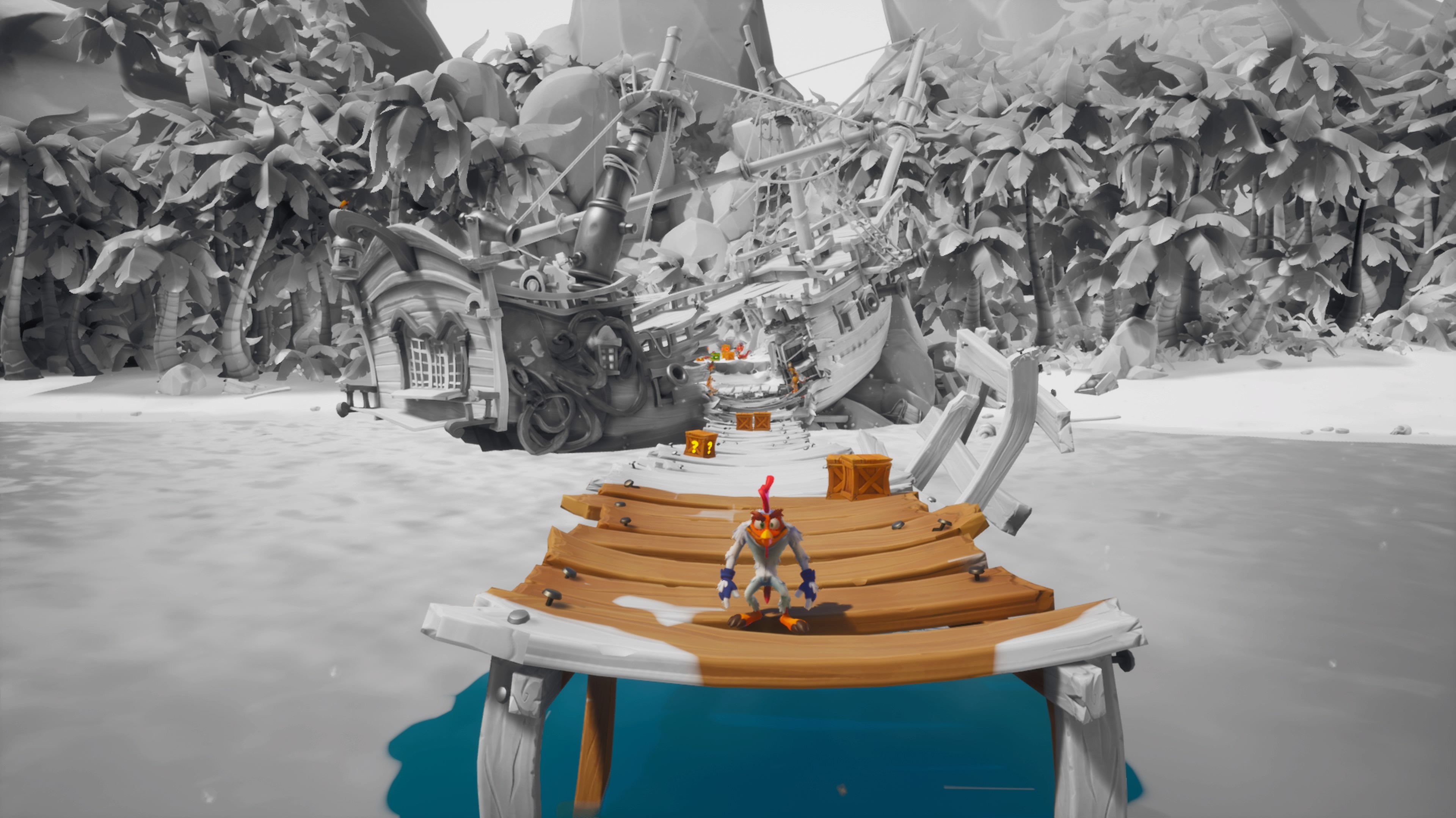 Crash Bandicoot 4: It's About Time väriä elämään