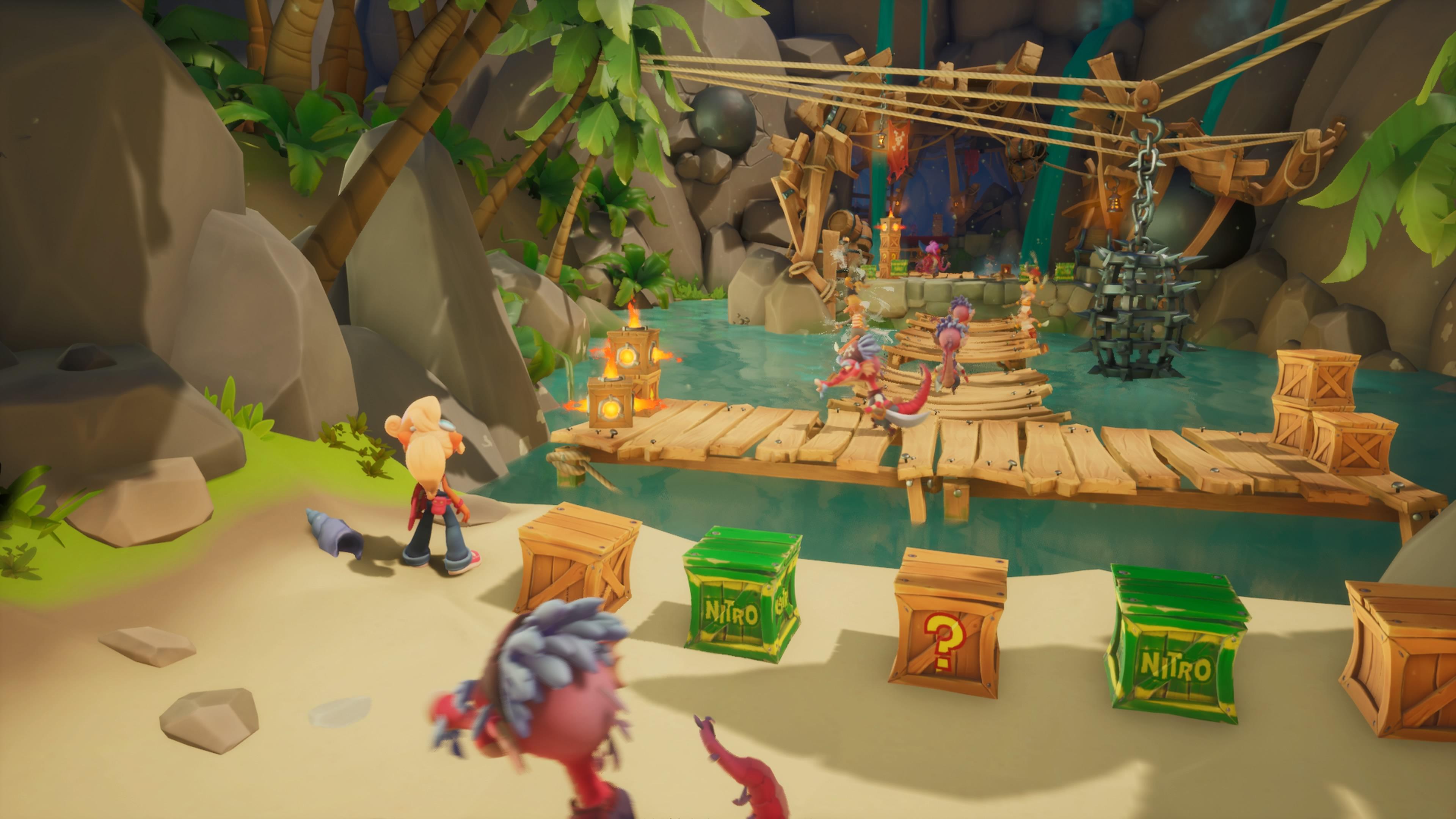 Crash Bandicoot 4: It's About Time Coco ja piraatit