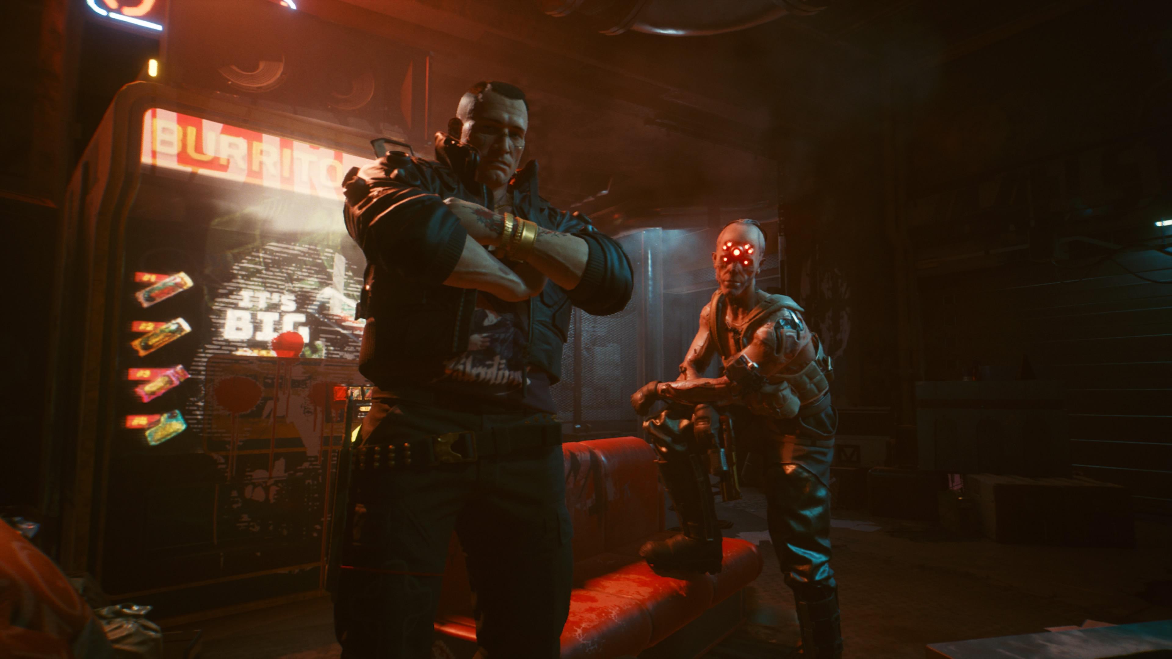 Cyberpunk 2077 PlayStation 5 tuijotetaan