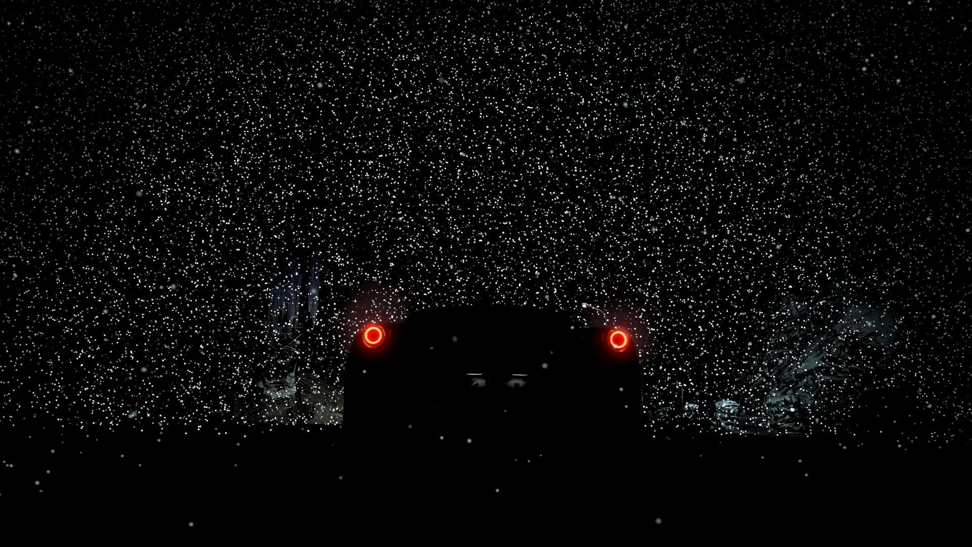 Pimeäajoa ja lumisadetta DRIVECLUBin tyyliin