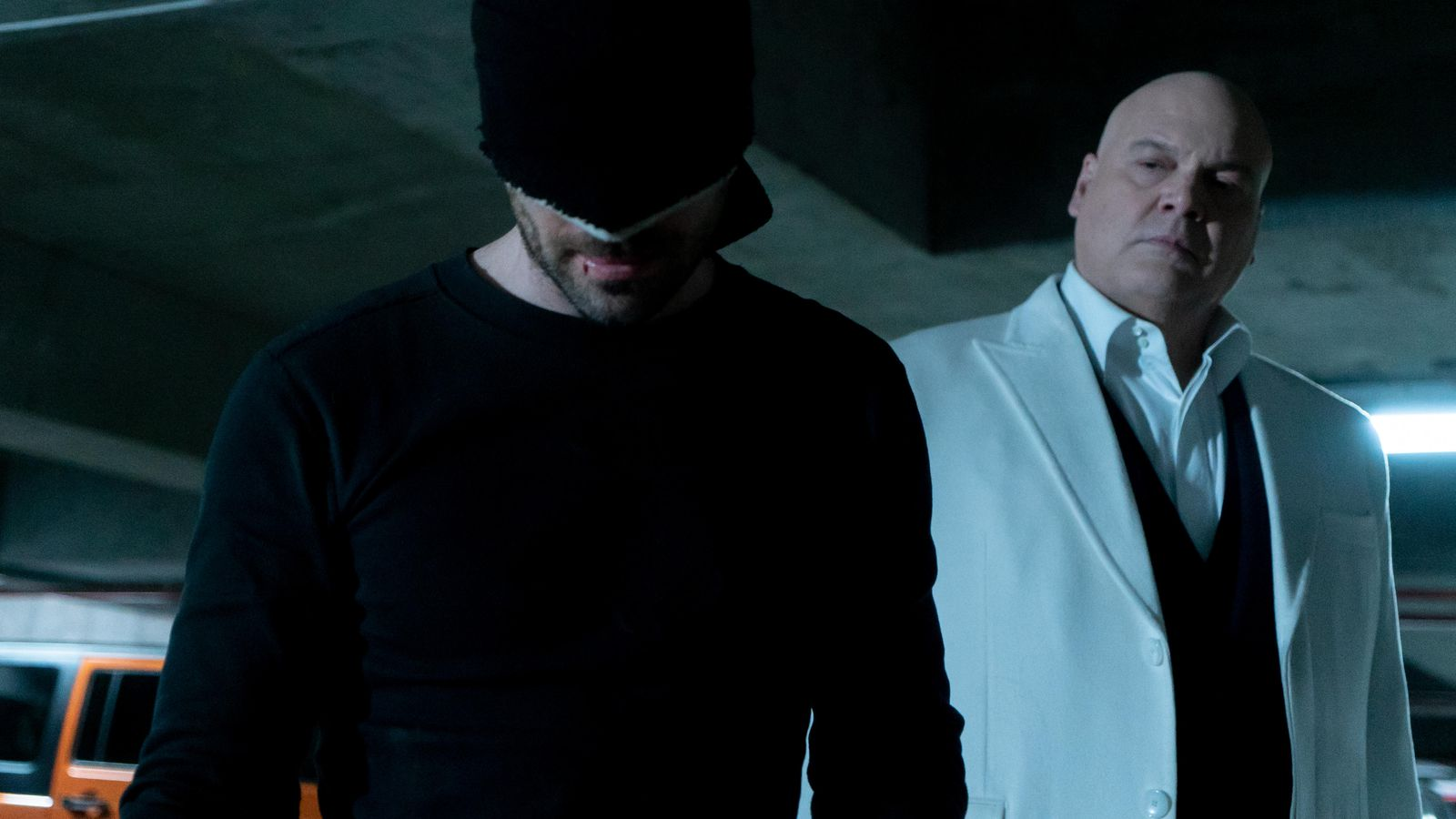 Daredevil kausi kolme Charlie Cox Vincent D'Onofrio