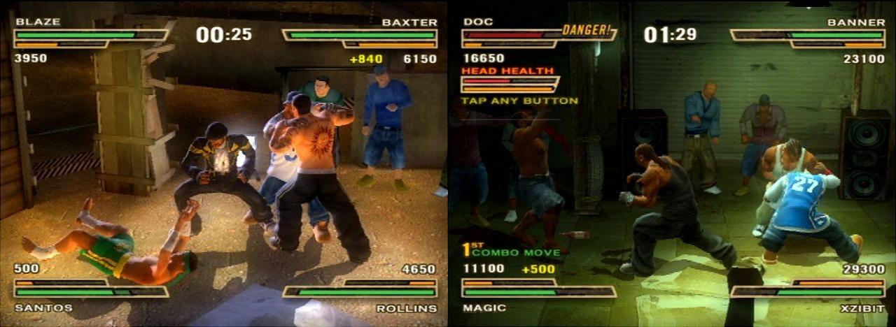 Def Jam Fight for NY tappelua