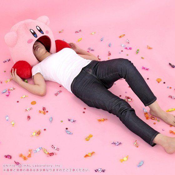 Kirby tyyny mainoskuva