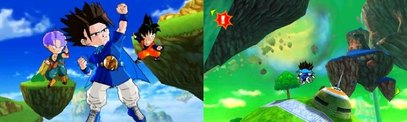 Dragon Ball Fusions Ulukai-hahmo
