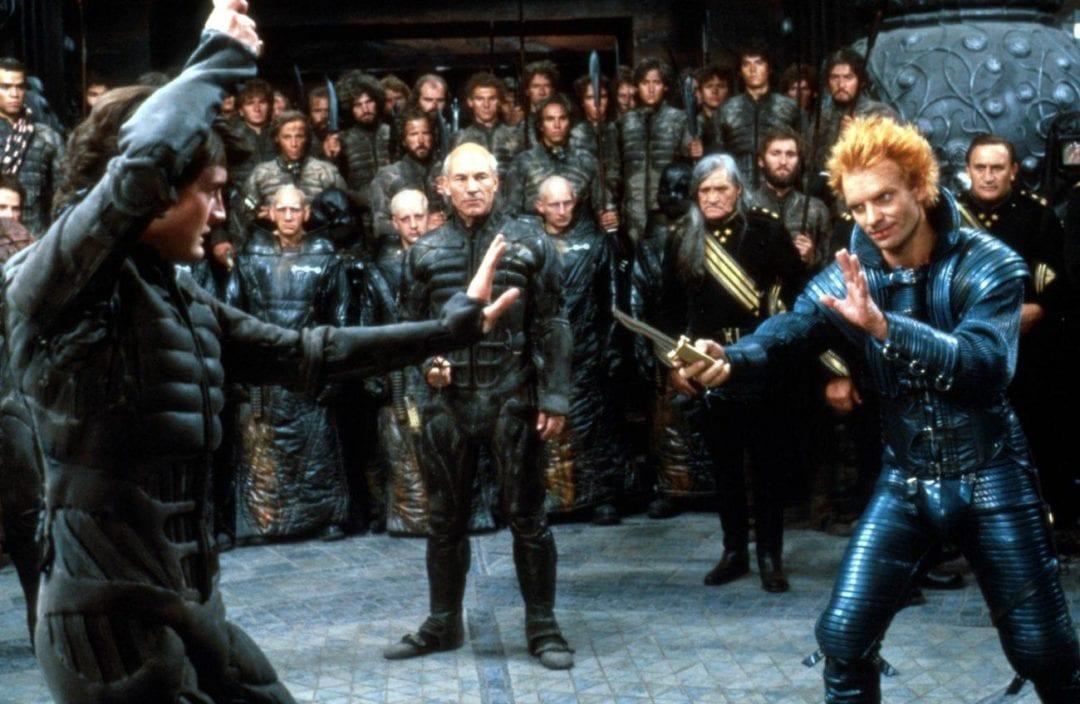 Dune-elokuva 1984 Sting