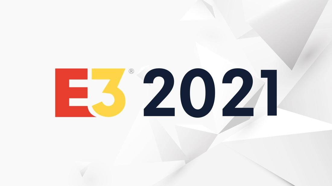 E3 pelialan messutapahtuma 2021