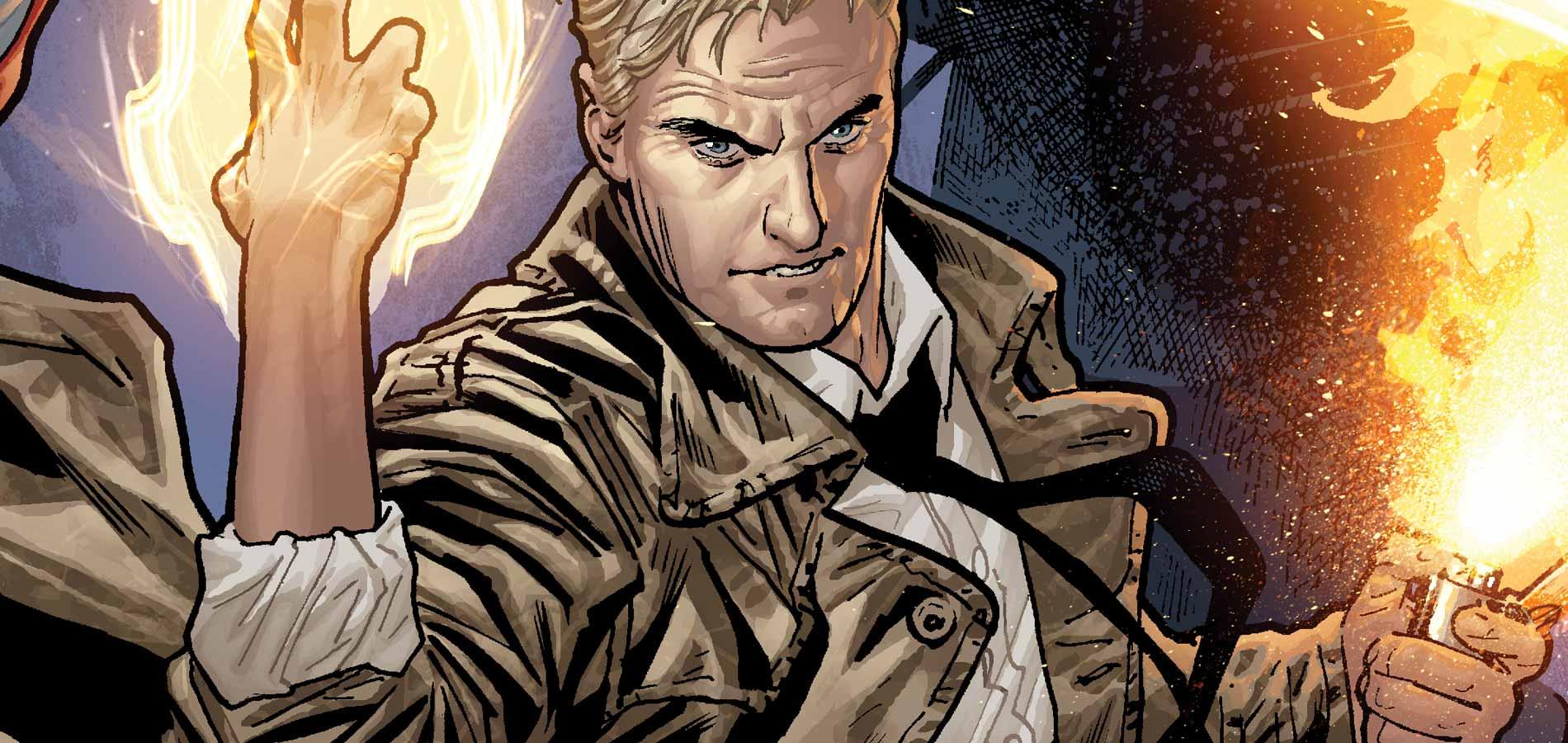 Constantine DC Injustice