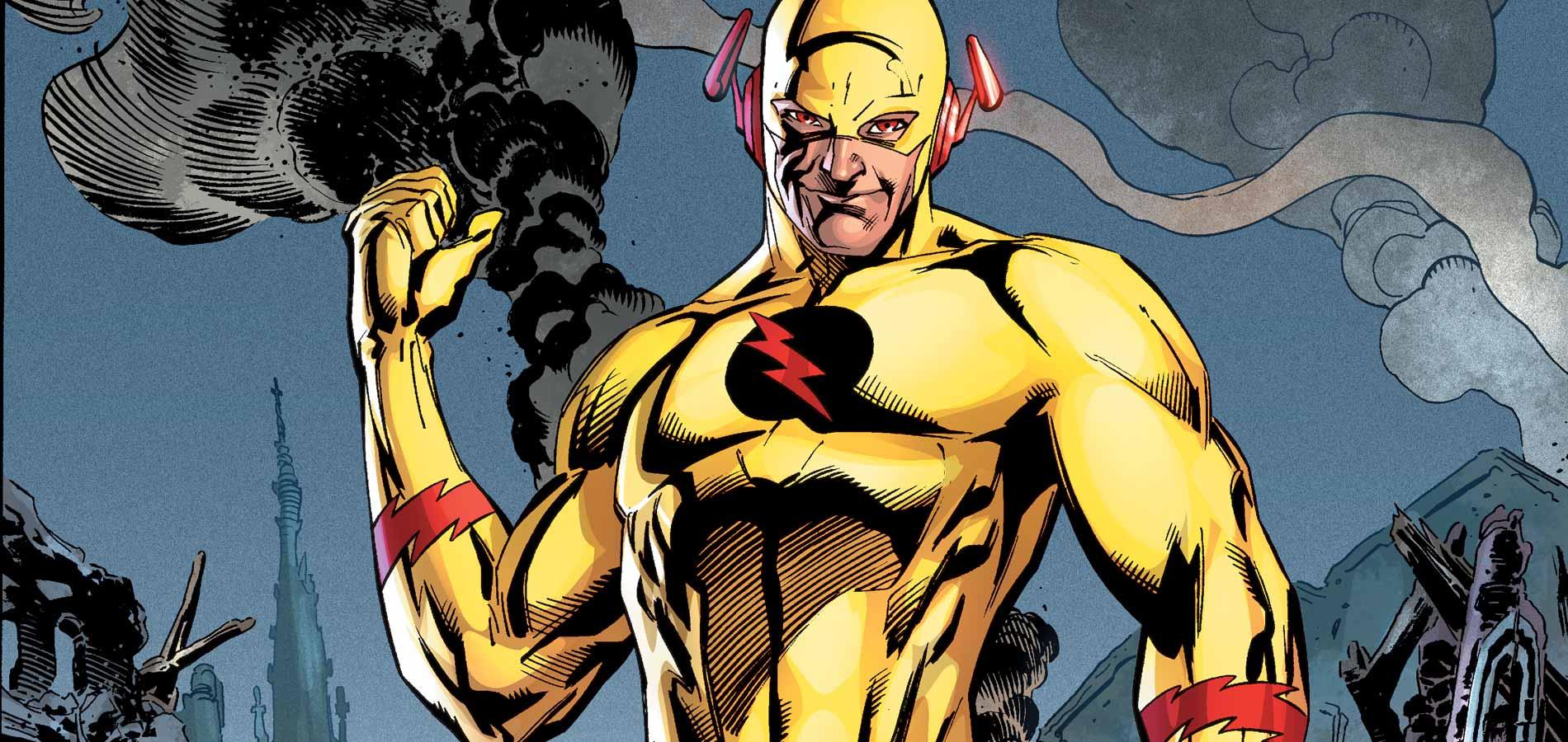 Reverse-Flash DC Injustice