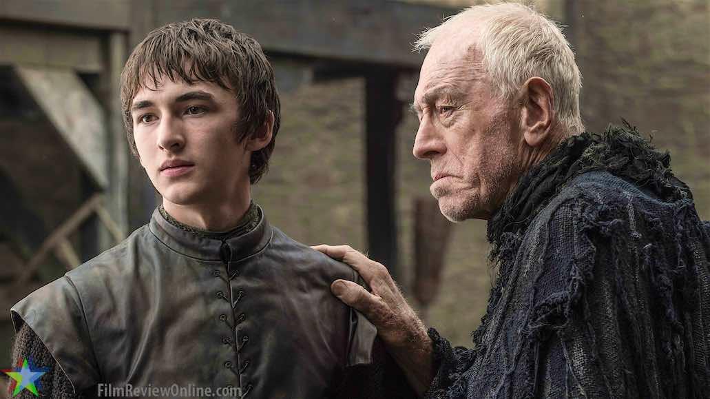 Max von Sydow Game of Thronesissa Kolmisilmäisen Korpin roolissa
