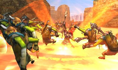 Hyrule Warriors Legends Ganondorf