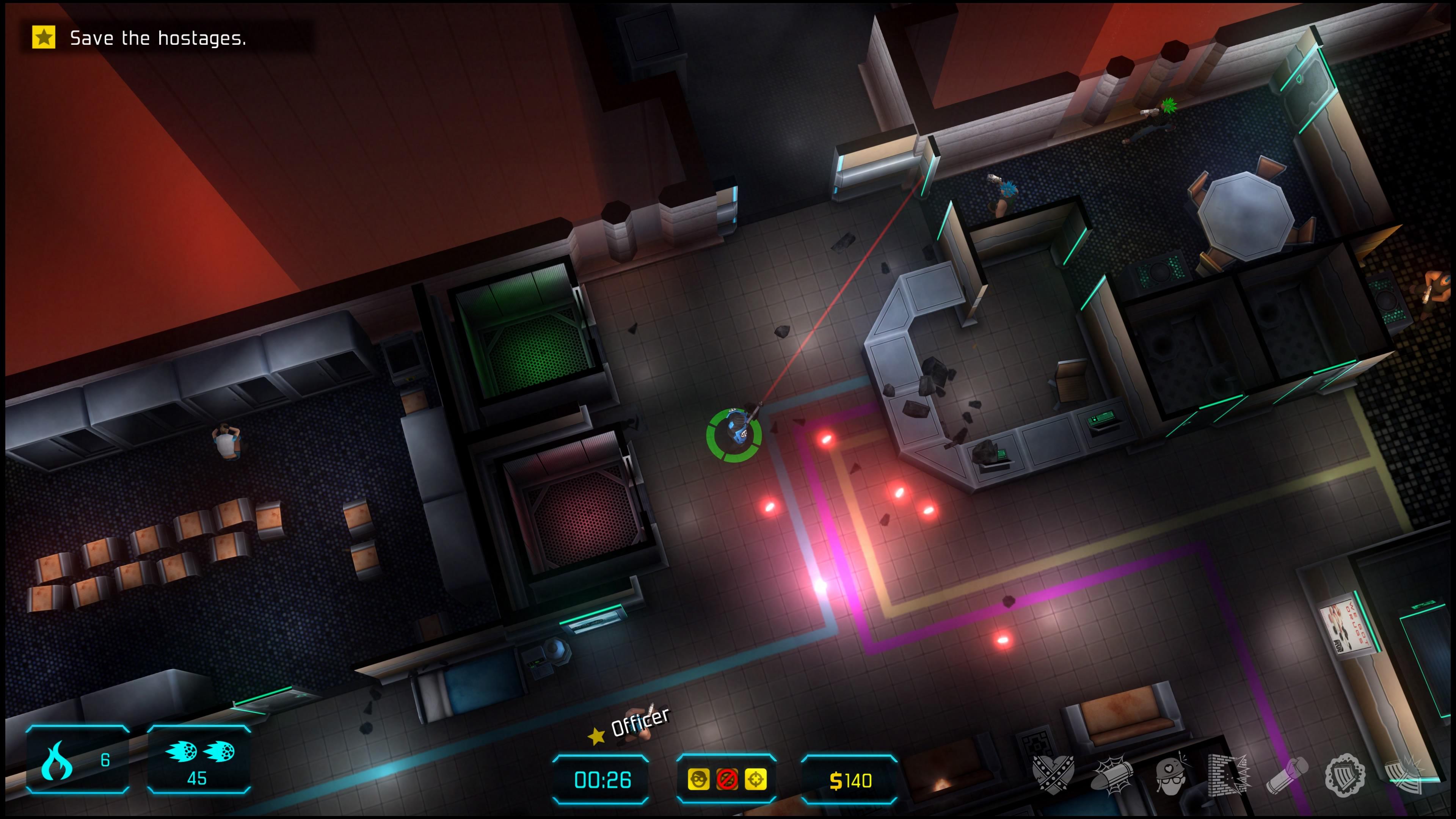 JYDGE 10tons PlayStation 4 sairaalan käytävillä