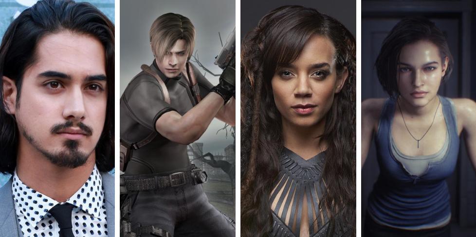 Resident Evil -elokuva näyttelijät 2