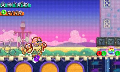 Kirby's Extra Epic Yarn Dedede Gogogo
