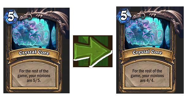 Hearthstone: Crystal Core