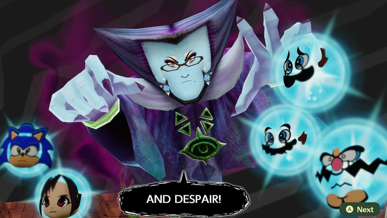 Miitopia Dark Lord
