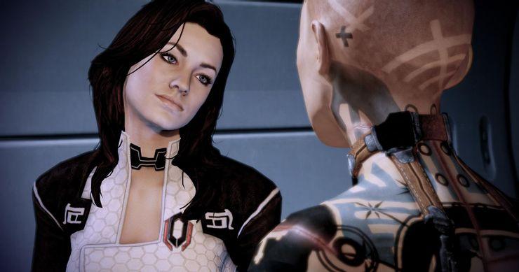 Mass Effect 2 mod