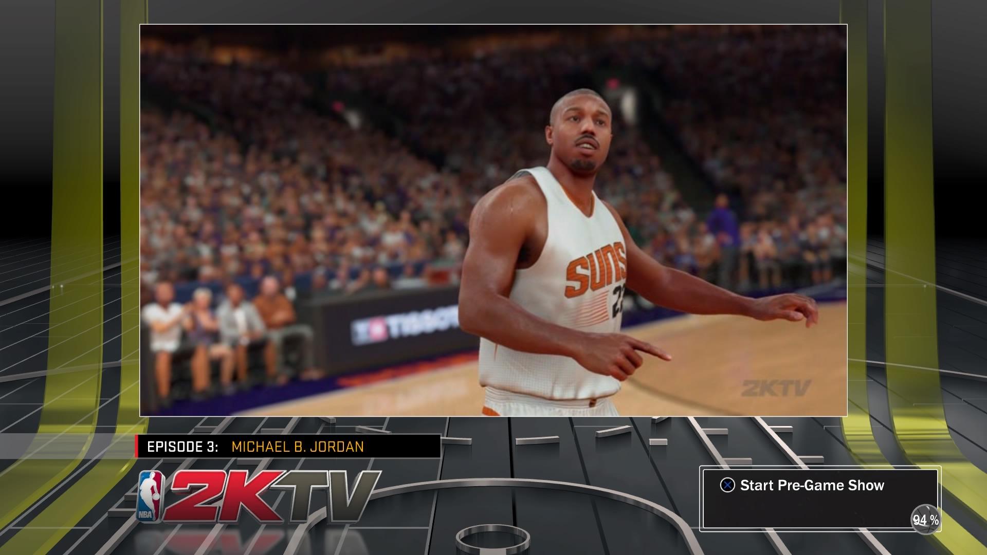 NBA 2K17: 2KTV on pelisarjan viikottainen ajankohtaisohjelma.