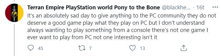 PC-pelaajat eivät ansaitse mitään
