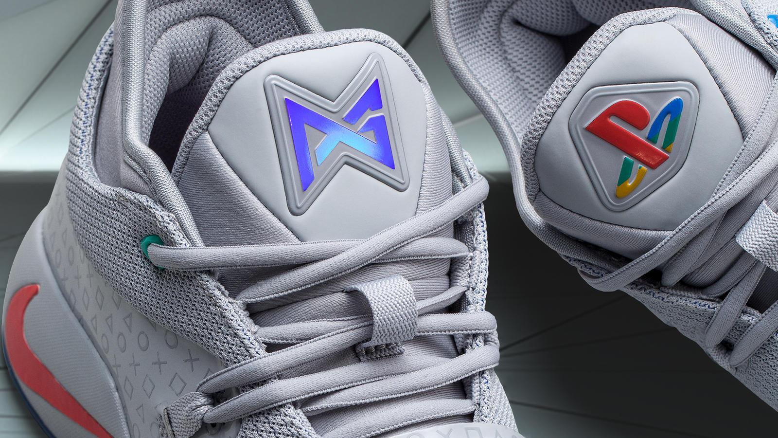 PG 2.5 PlayStation x Nike kengät 2