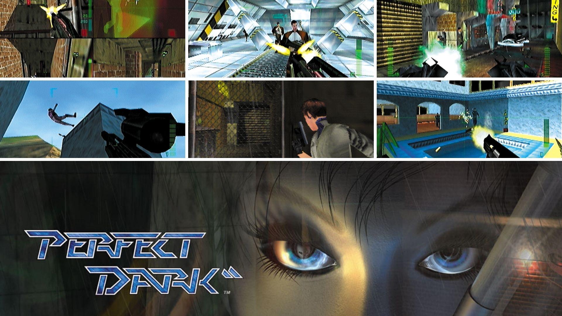Perfect Dark Nintendo 64