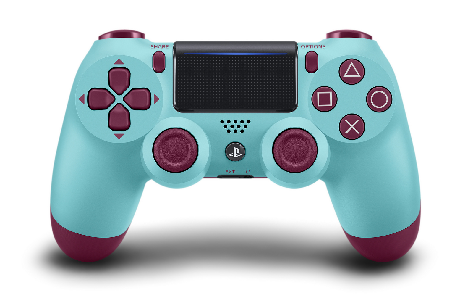 PlayStation 4 Dualshock 4 Berry Blue