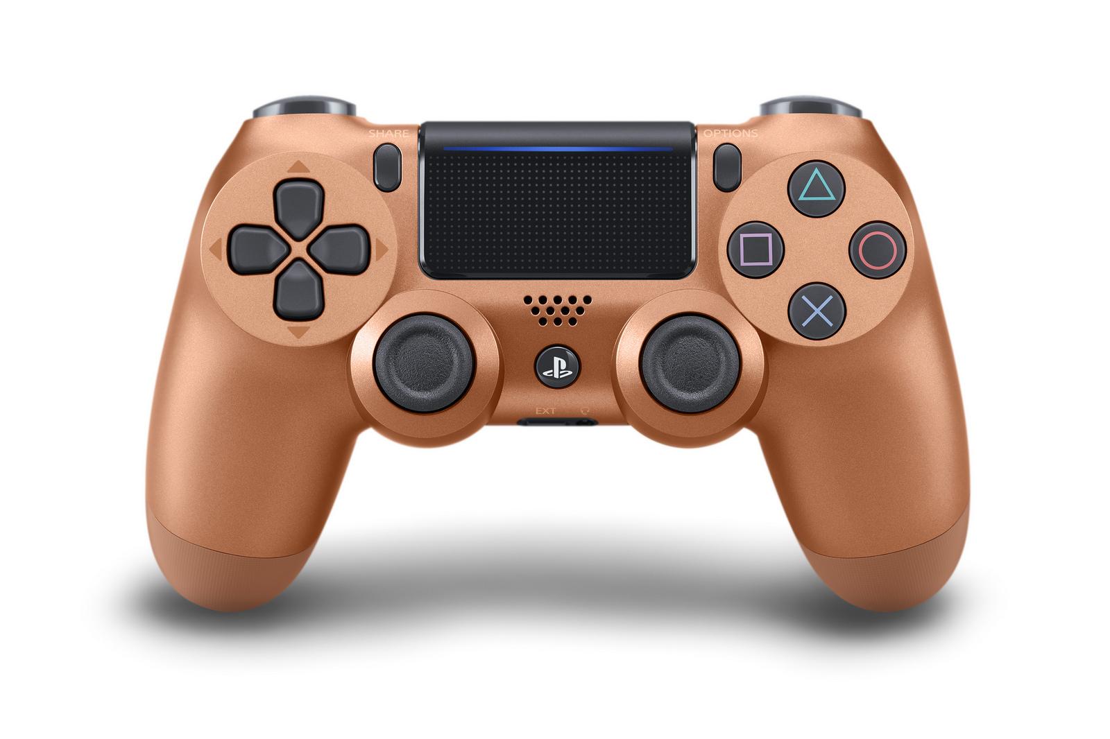 PlayStation 4 Dualshock 4 Copper