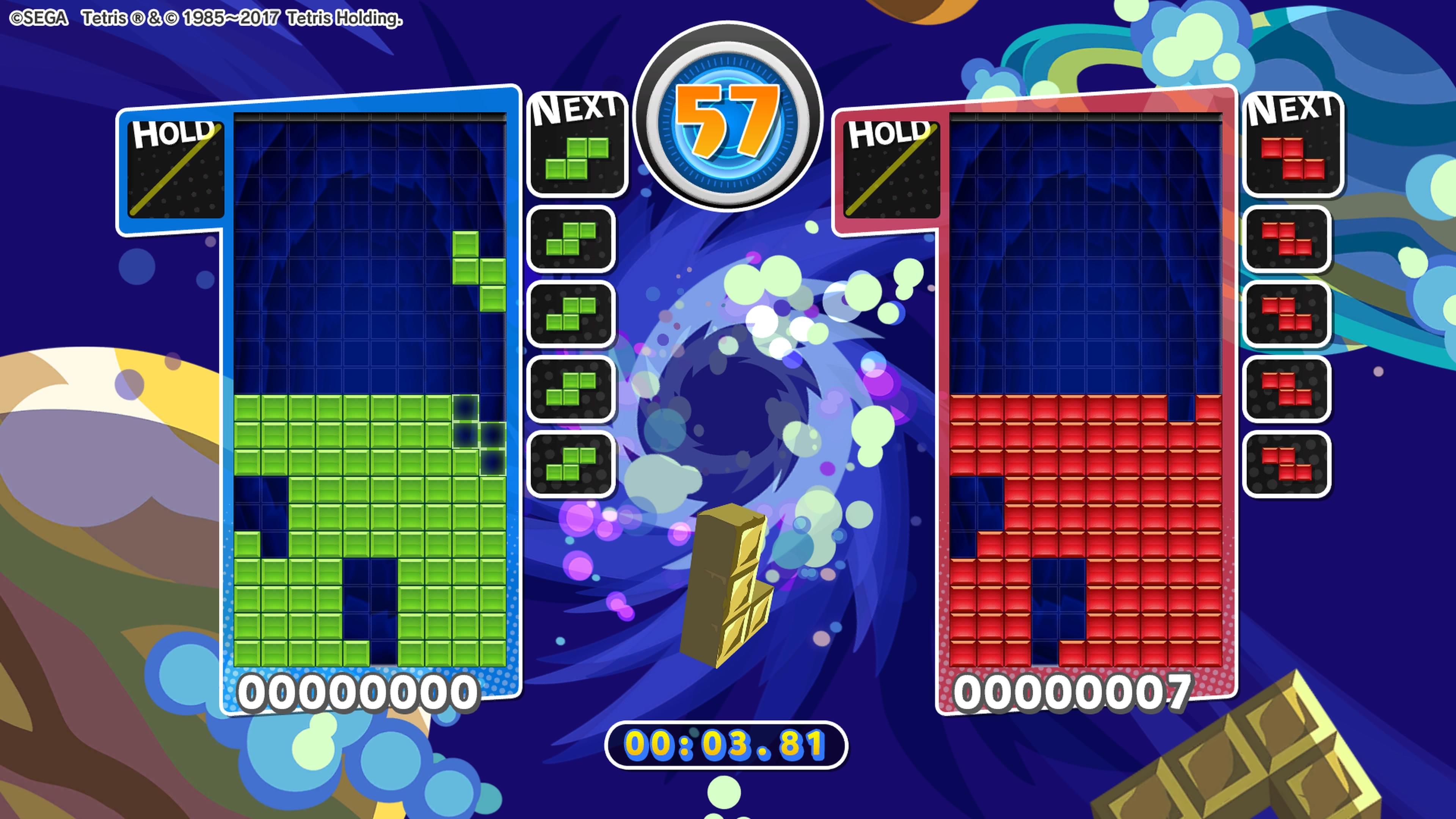 Puyo Puy Tetris big bang