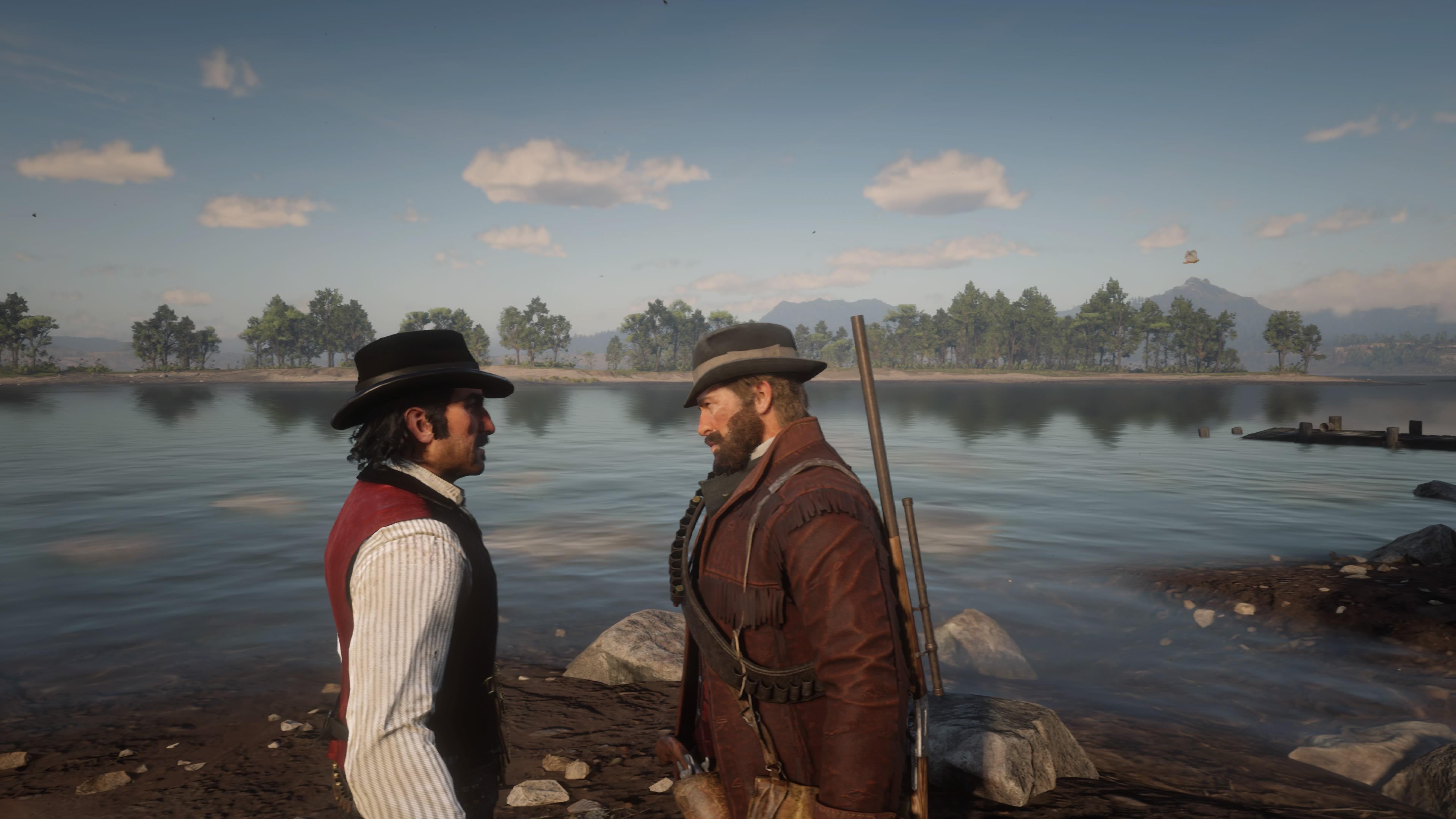 Red Dead Redemption 2 hällä on suunnitelma