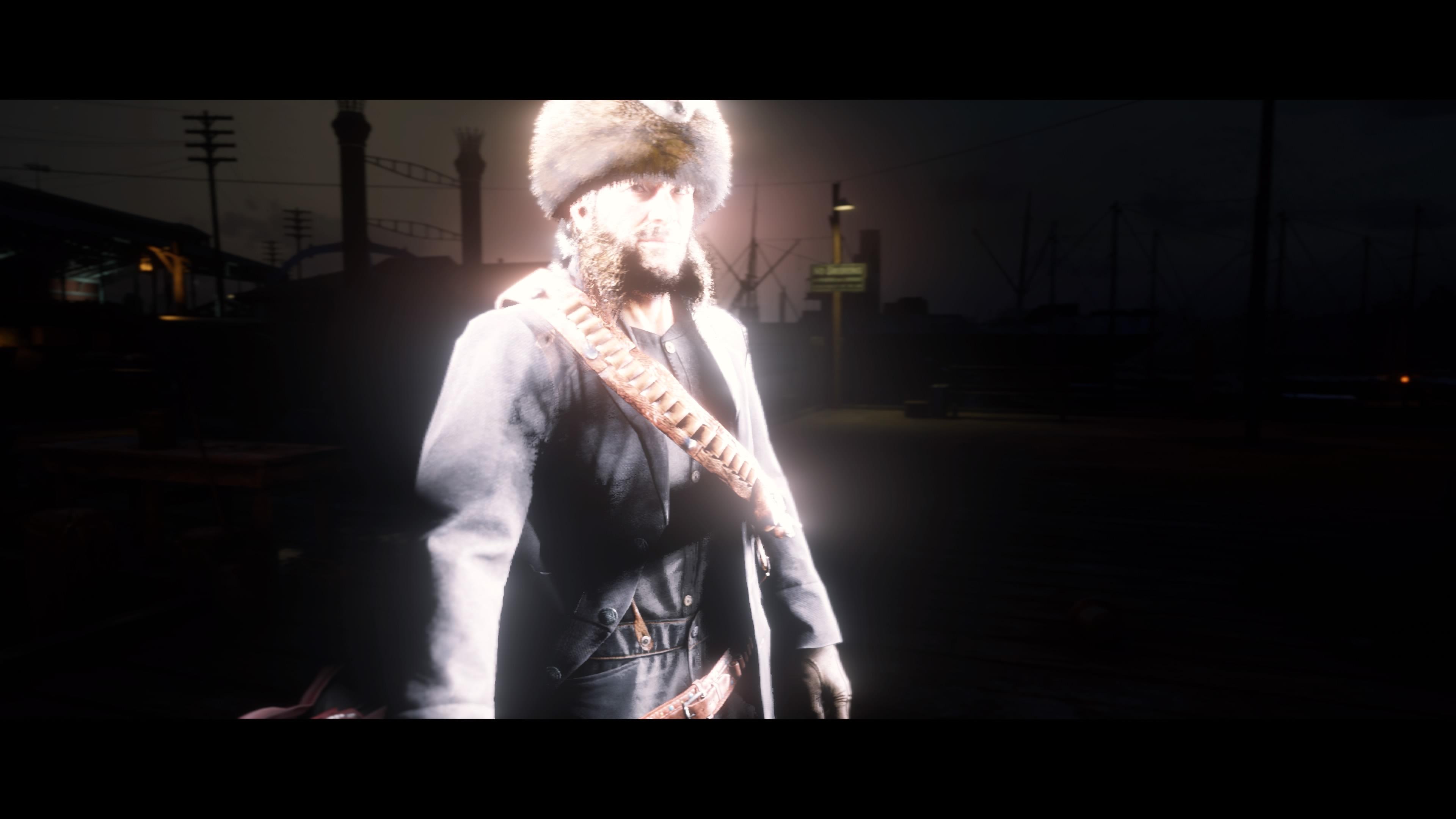 Red Dead Redemption 2 sankarimme valokeilassa