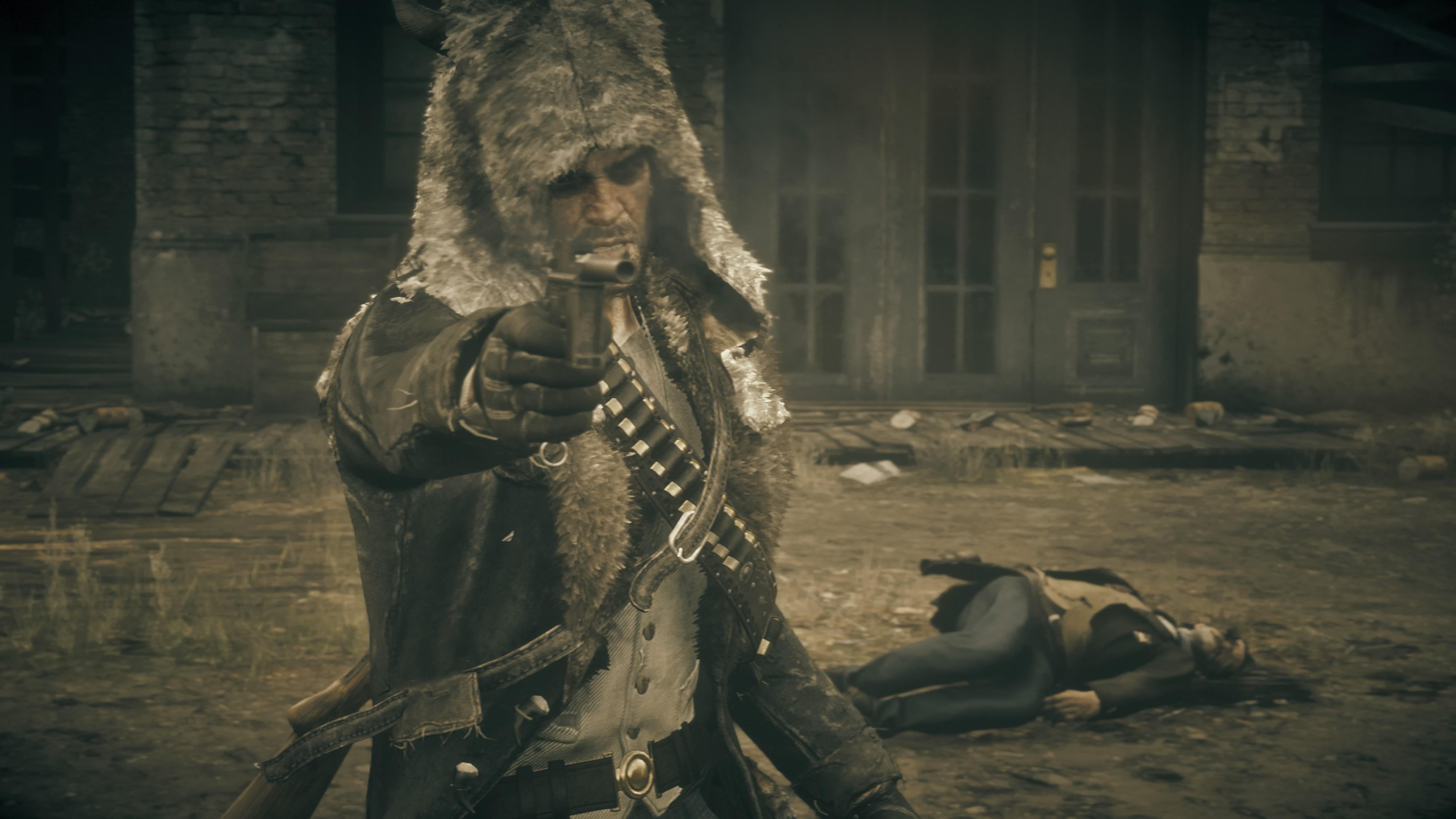 Red Dead Redemption 2 pyssysankari