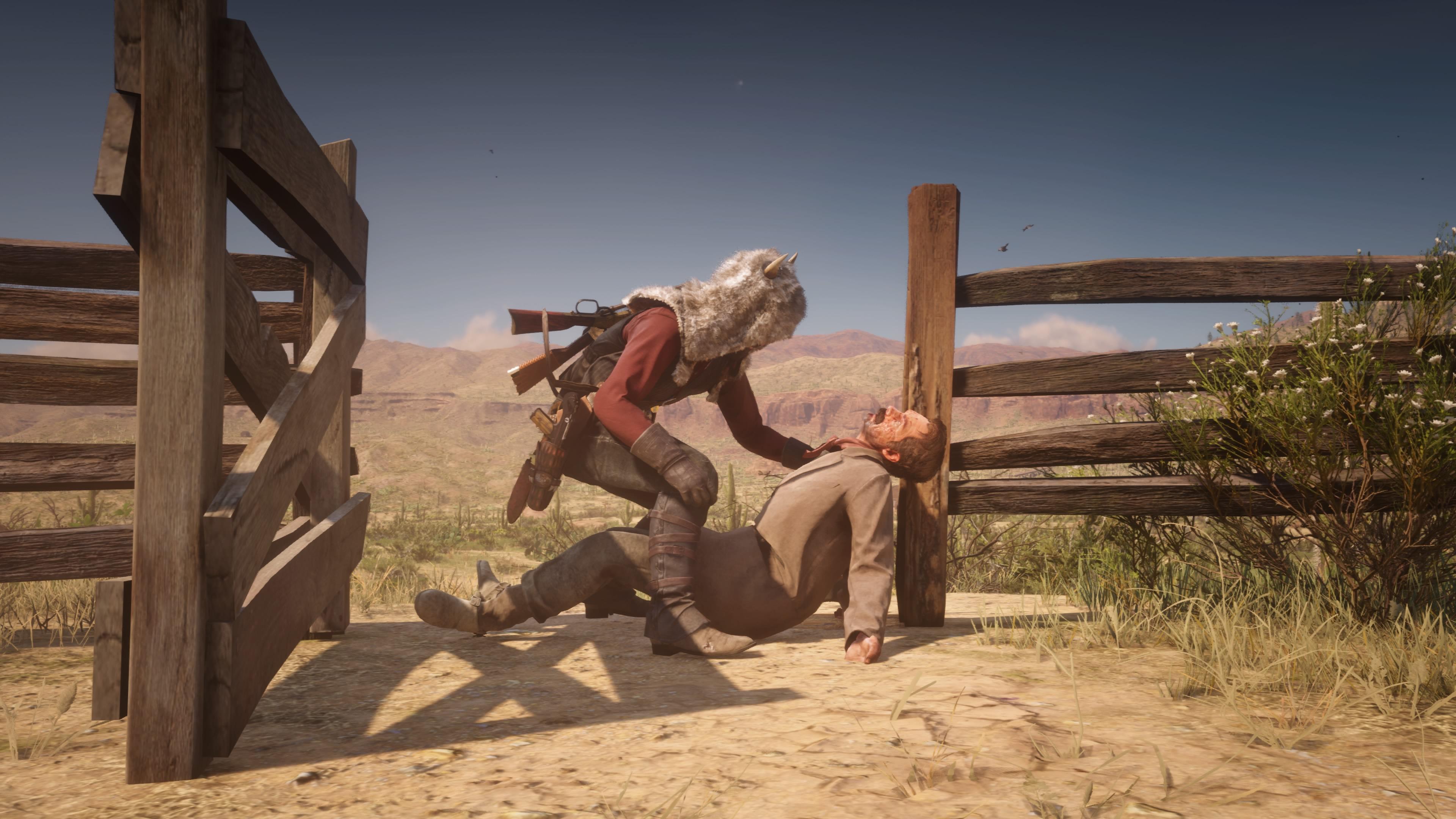 Red Dead Redemption 2 PS5 kaverilla on vähän huonompi olo