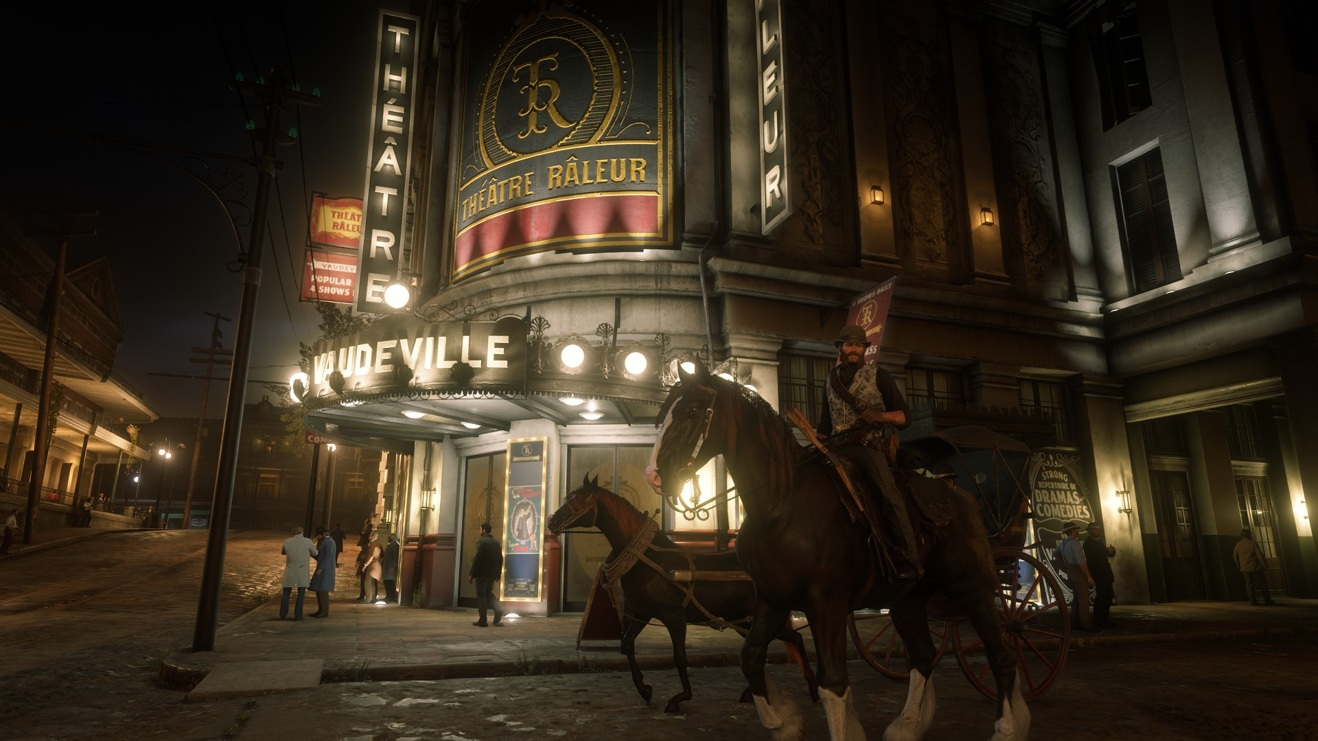 Red Dead Redemption 2: Saint Denis