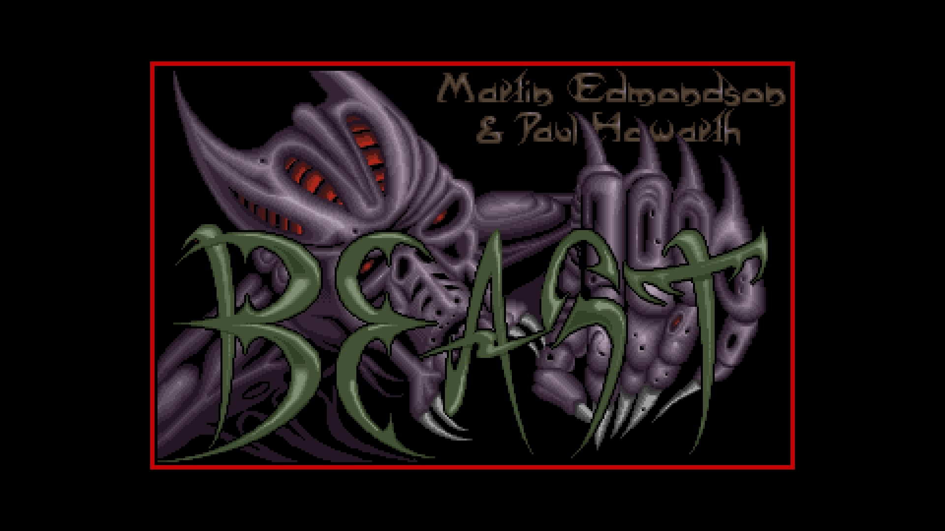 Shadow of the Beast 1989