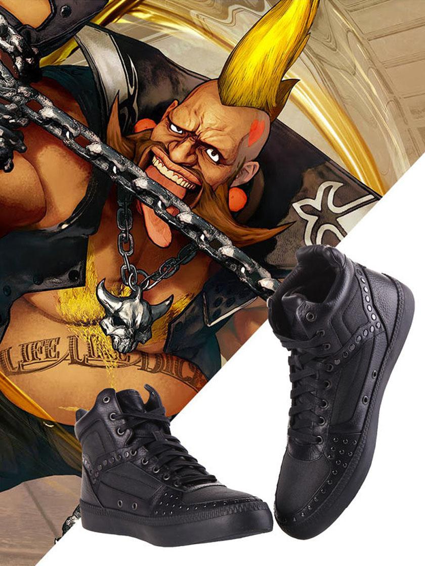 Street Fighter Diesel Birdie kengät jalkineet