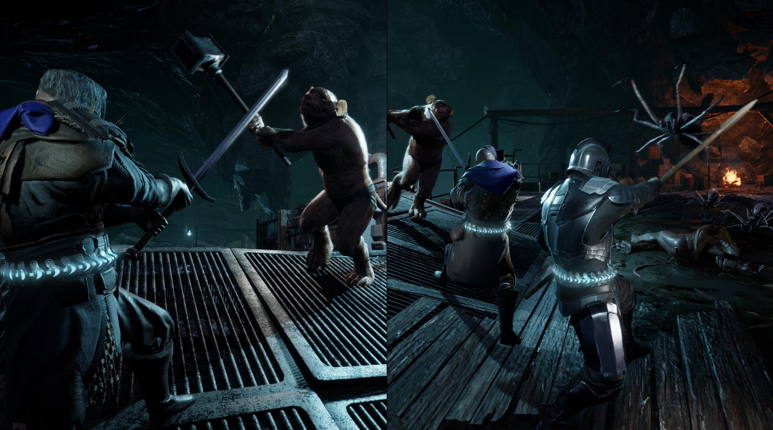 The Last Oricru Screenshot Mine Kaivos ja Coop