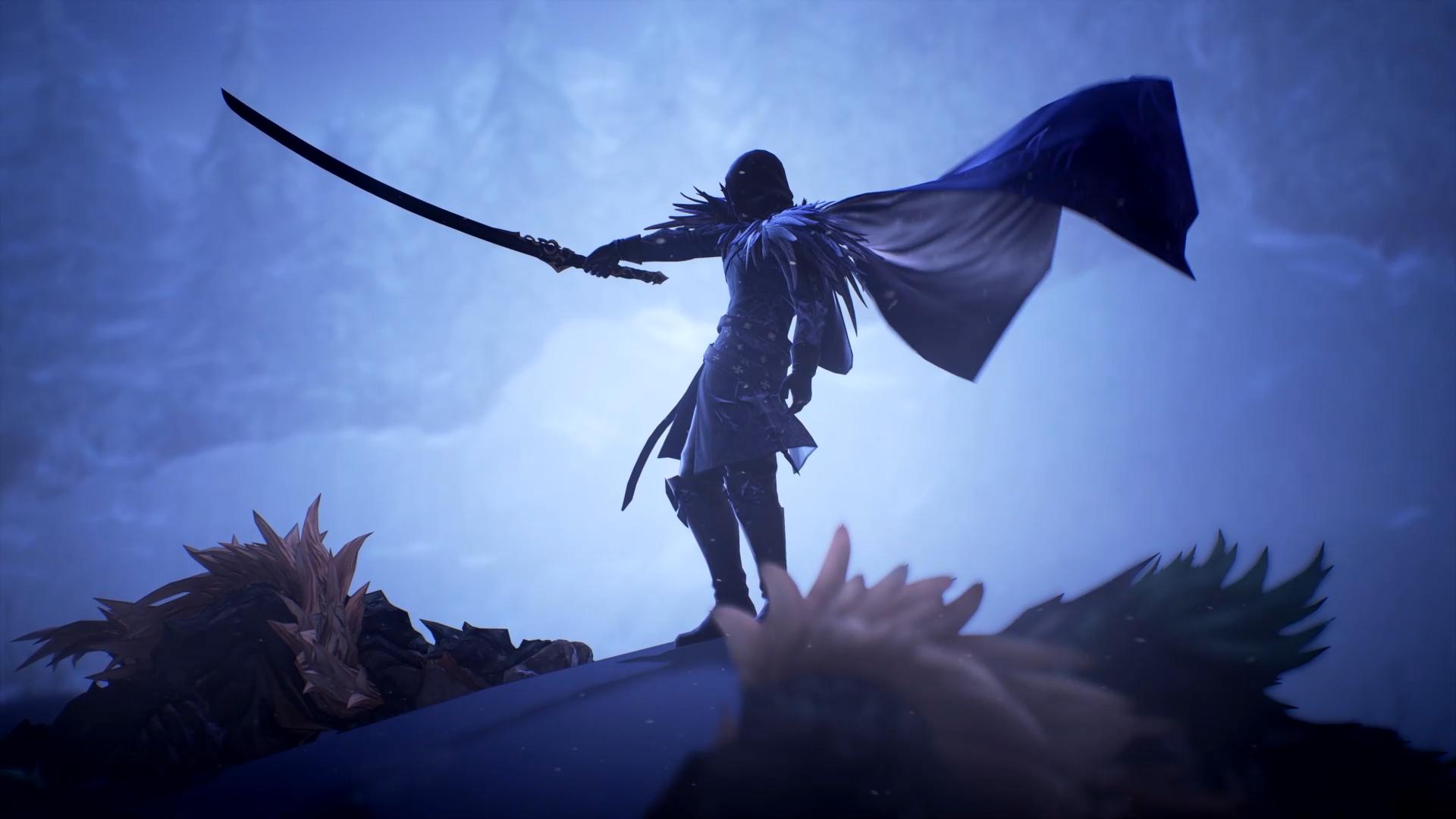 Tales of Arise musta ritari black knight